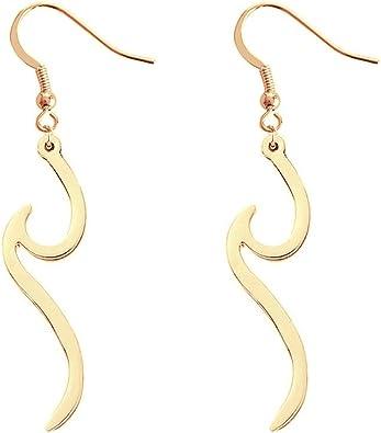 5 Pair Fashion Simple Generous Ear Stud Resin Earring Hook Earring for Women Necklace Jewelry Crafting Key Chain Bracelet Pendants Accessories Best