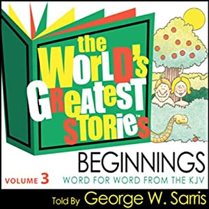 The World's Greatest Stories NIV V3: Beginnings Audiobook