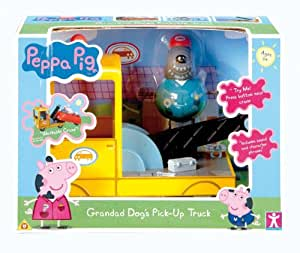 Peppa Pig - Grandad Dog Pick Up Truck
