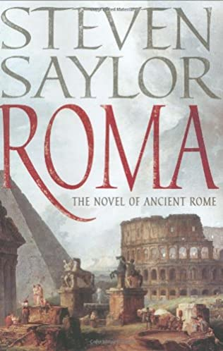 book cover of Roma