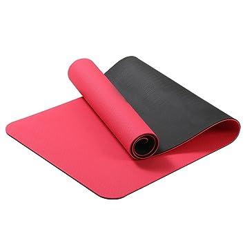 Ezyoutdoor - Alfombrillas de colchón de Yoga para Pilates ...