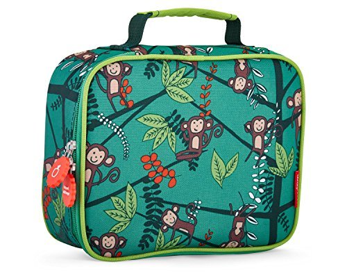 Cheeky Kids Insulated Lunch Bag - Monkeys Monkey Lunch