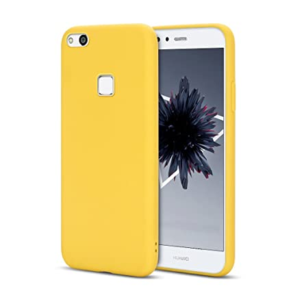 Anfire Funda Huawei P10 Lite, Carcasa Silicona Gel TPU Case Ultra Ligero Suave Goma Protectora Fundas para Huawei P10 Lite Flexible Caja Bumper Cover ...