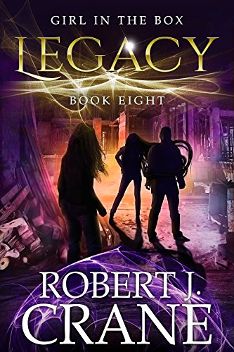 Legacy Girl Box Book 8 ebook