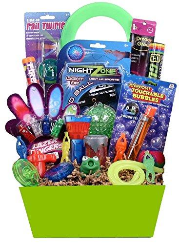 Radiate - Glow in the Dark Gift Basket for Kids