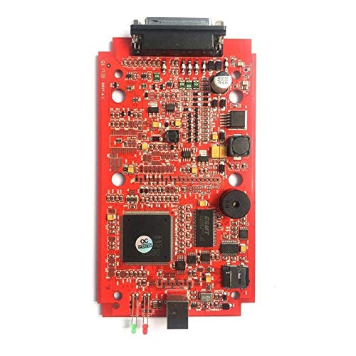 Jullyelegant Kess v2 V5.017 OBD2 Rojo Ktag V7.020 Master Red PCB Sin Token ECU Limitada Herramienta de programaci/ón de Ajuste de Chip Versi/ón Euro en l/ínea