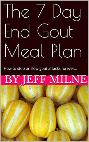 The 7 Day End Gout Meal Plan: How to stop or slow gout attacks forever...