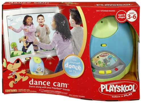 Hasbro Playskool Dance Cam by Hasbro (Image #1)