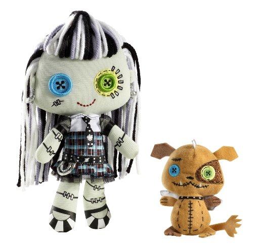 Monster High Friends Plush Frankie Stein Doll Dracula Stein