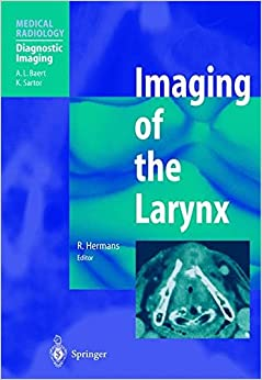 Imaging of the Larynx (Medical Radiology)