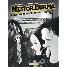NESTOR BURMA T.01 : BROUILLARD AU PONT TOLBIAC N.É