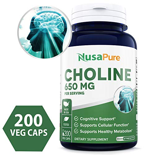 choline for brain
