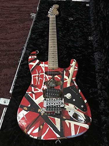 2007 eddie van halen frankenstein replica only 300 made evh custom shop guitar affinity. Black Bedroom Furniture Sets. Home Design Ideas