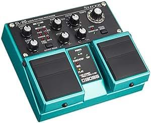 boss sl 20 slicer pedal audio pattern processor musical instruments. Black Bedroom Furniture Sets. Home Design Ideas