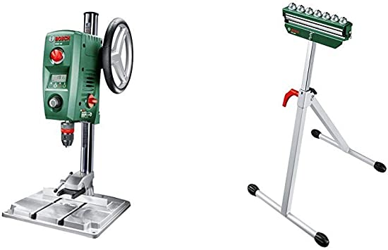 Bosch PBD 40 - Taladro de columna (710 W, caja de cartón) + Bosch ...
