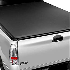 Amazon.com: HS Power Roll-Up Soft Tonneau Cover 15/16+ Chevy Colorado/Gmc Canyon Double/Crew 6 ...