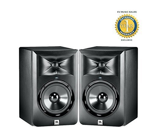 - JBL LSR305 Active Studio Monitor (Pair) with 1 Year Free Extended Warranty