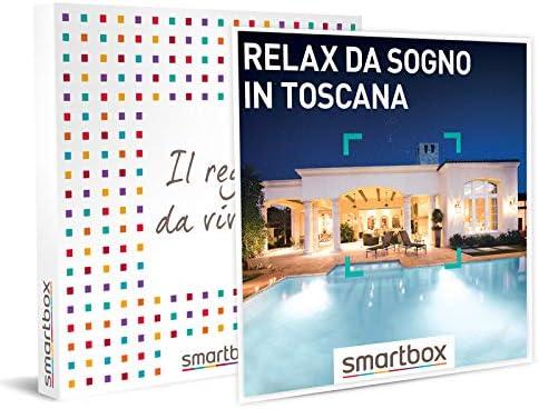 smartbox relax da sogno in toscana