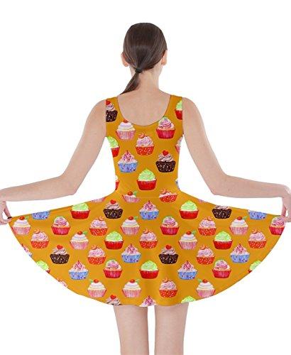 CowCow - Vestido - para mujer naranja