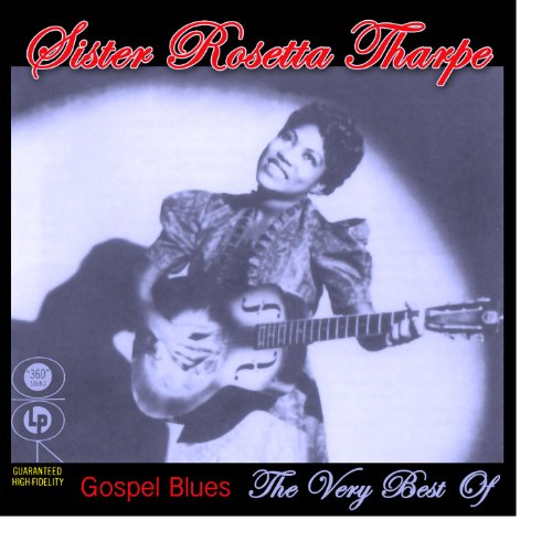 Blues Music Gospel (Gospel Blues - The Very Best Of)