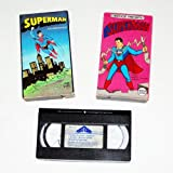 Superman Multi 3 Pack: Kids Klassics, Cartoon Favorites, and Superman & Metropolis