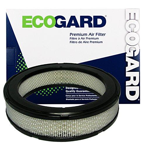 ECOGARD XA110 Premium Engine Air Filter Fits Nissan Sentra / Subaru Justy / Nissan Pulsar NX / Ford Pinto / Nissan 210 / Subaru Brat, DL, GL / Mazda GLC / Nissan Pulsar / Subaru GF, Standard