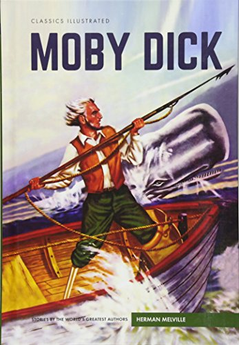 Moby Dick (Classics Illustrated)