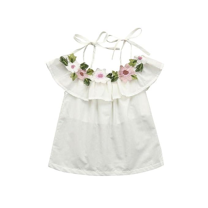 Huihong Huihong 12M - 3T Baby Mädchen Prinzessin Kleid Säugling ...