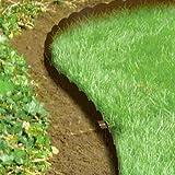 Bulk Buy Scalloped Top Landscape Edging, Bronze Color
