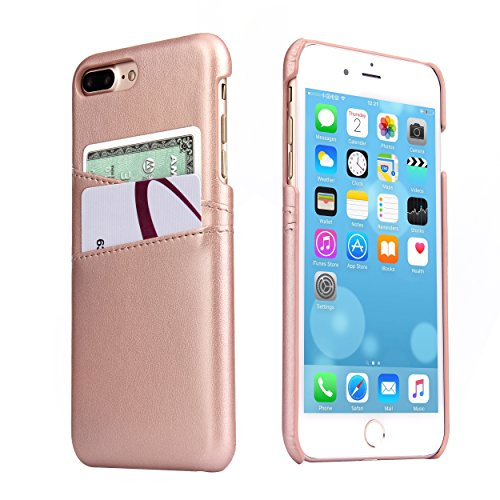 iPhone Plus Wallet Case Leather product image