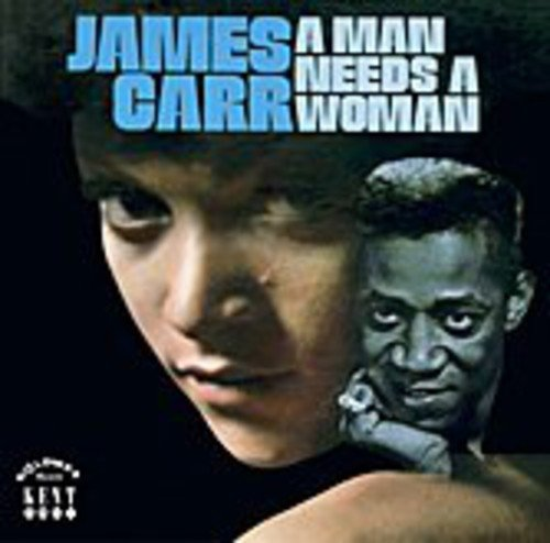 Vinilo : James Carr - A Man Needs A Woman (United Kingdom - Import)