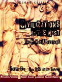 Civilizations of the West Vol. 2 : From 1660 to the Present, Greaves, Richard L. and Zaller, Robert, 0673982831