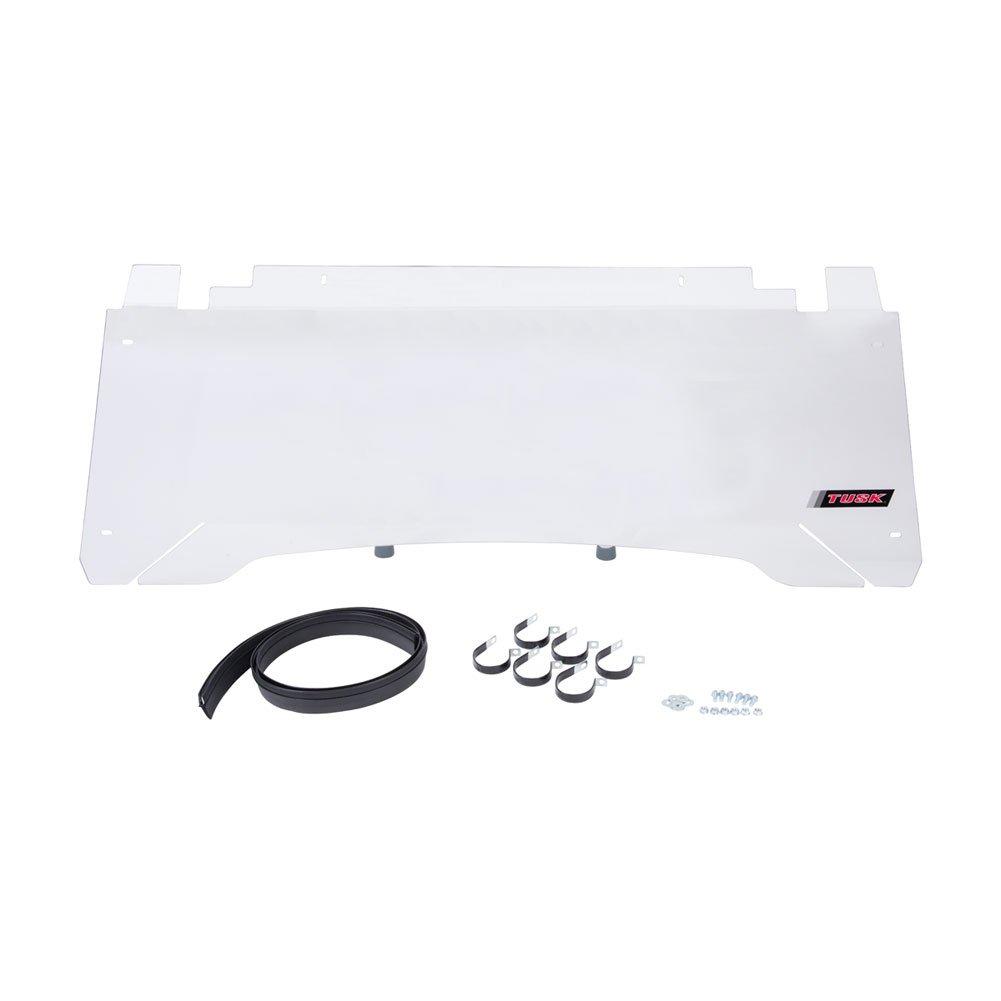 Textron WILDCAT XX 2018 Tusk UTV Polycarb Rear Window Clear Fits Scratch Resistant