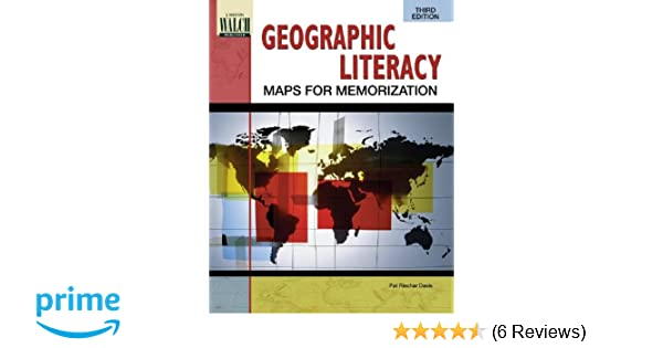 Amazon.com: Geographic Literacy: Maps for Memorization