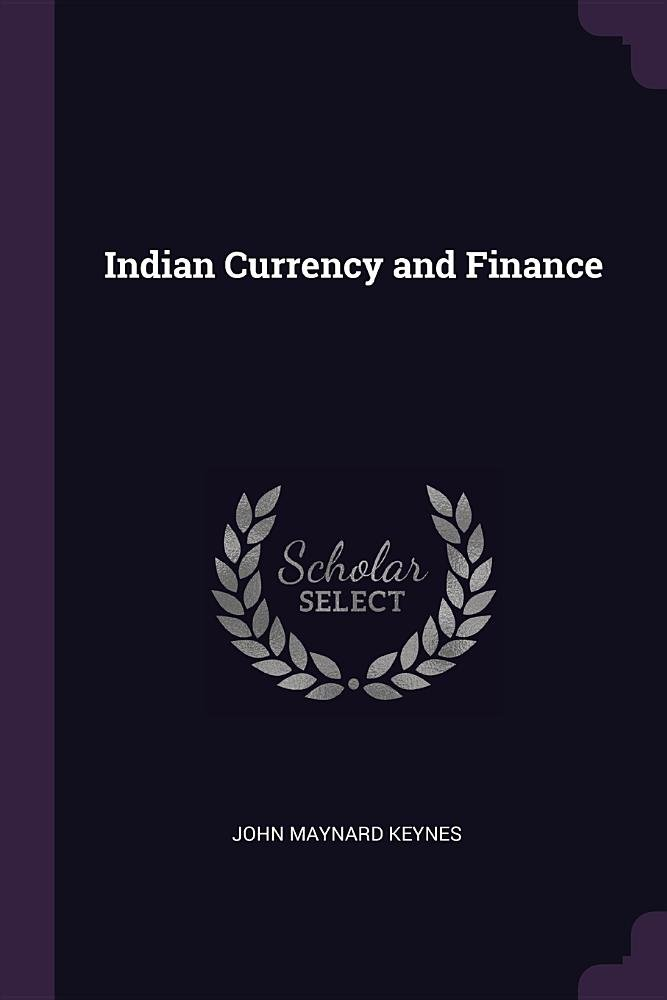 Download Indian Currency and Finance PDF