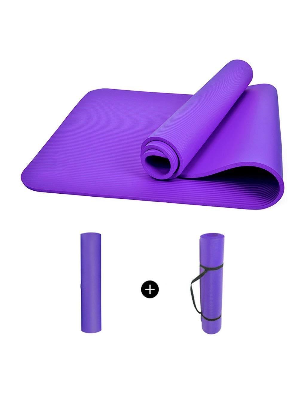 Amazon.com : Lovelife Exercise Mat, Yoga Mat Beginners Non ...