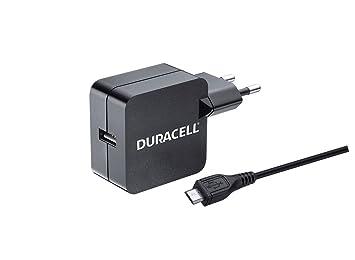 Duracell DMAC10-EU - Cargador (Interior, Corriente alterna ...