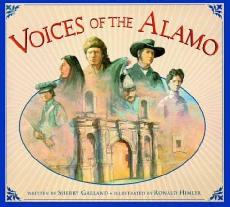 Voices of The Alamo (Voices of History)