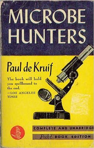 Paul De Kruif Microbe Hunters Epub