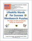 Lifeskills Words for Success Wordsearch Puzzles, Skarlinski, Robert W., 1585320153