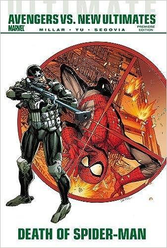 amazon ultimate comics avengers vs new ultimates mark millar