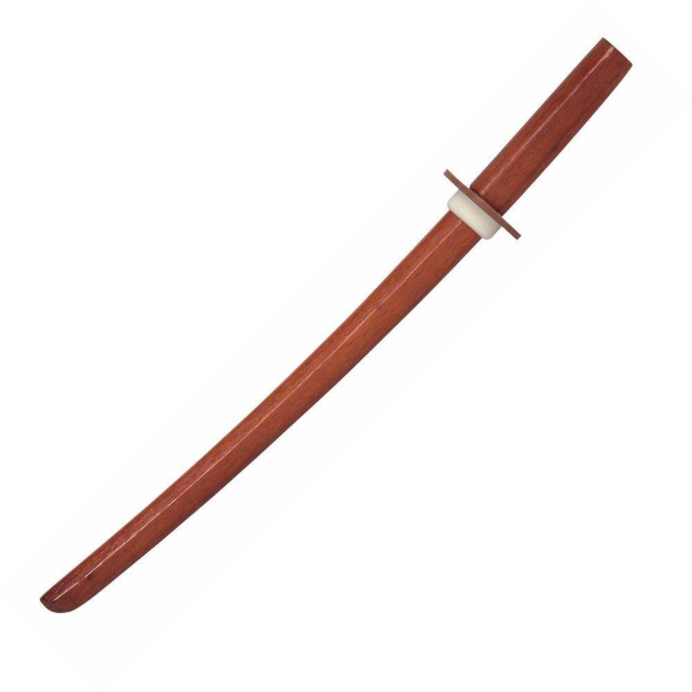 DerShogun Holz Tanto aus roter Eiche