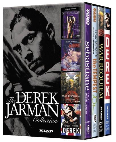 Derek Jarman Collection (Sebastiane / The Tempest / War Requiem / Derek) by Kino International
