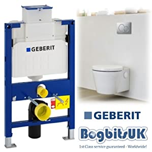 geberit kappa duofix 820mm frame for wall hung wc pan including up200 cistern. Black Bedroom Furniture Sets. Home Design Ideas