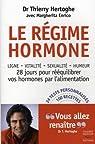 Le régime hormone par Hertoghe