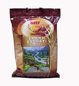 Amazon.com : Brown Basmati Rice 10 lb : Grocery & Gourmet Food