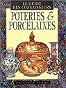 Poteries & porcelaines par Pearsall