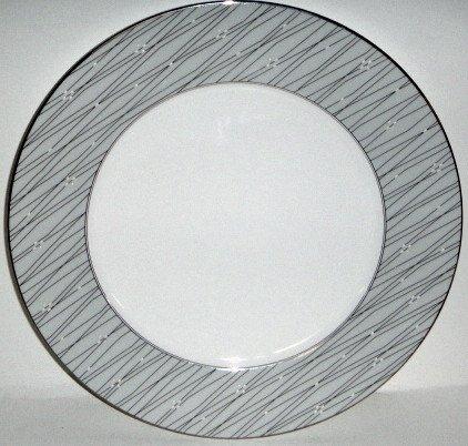 Thomas O'brien Tilden Lace Dove Dinner Plate