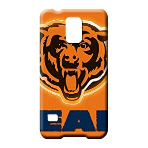 samsung galaxy s5 Impact Colorful pattern mobile phone carrying shells chicago bears