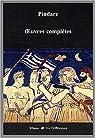 Oeuvres complètes : Edition bilingue français-grec par Pindare